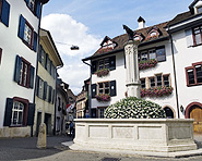 Basel's Old Town
