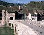 St-Ursanne bridge
