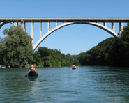 Guided tour: Canoe Holidays Aare