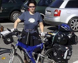 Allein als Frau (39) von Singen (D) nach Lausanne bis Sarnen