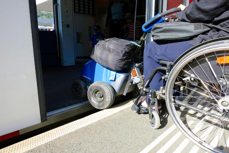 Montée ou descente à Zermatt