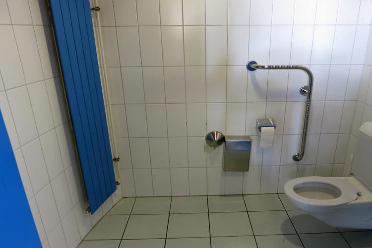 WC Bahnhof Hasle-Rüegsau