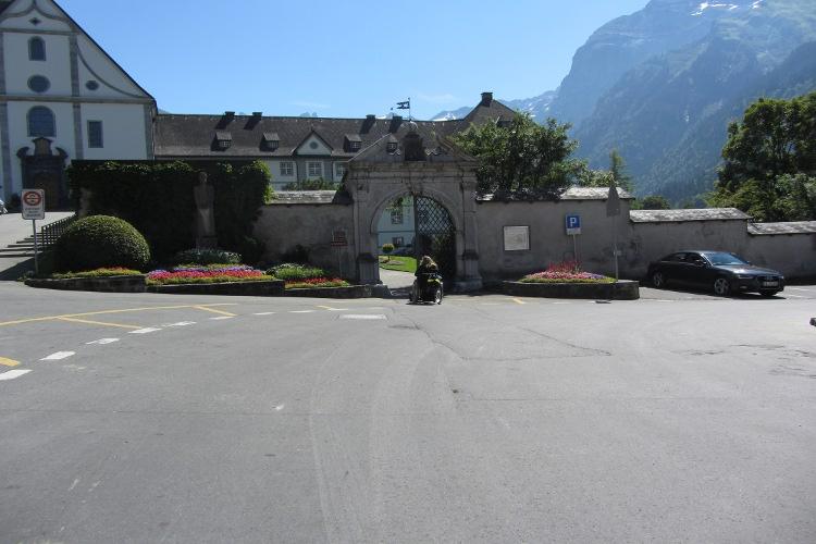 Tor zum Klostergarten