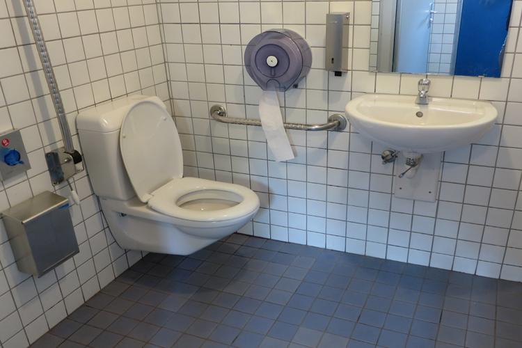WC Strandbad