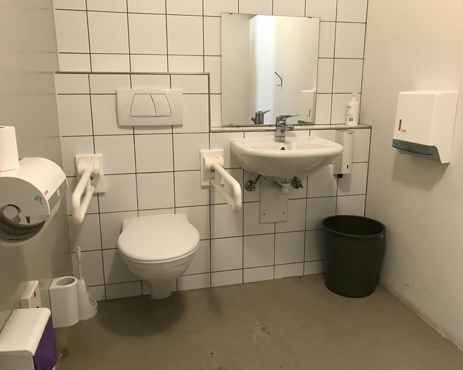 WC Pferdesportanlage