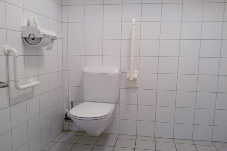 WC Alterswohnung