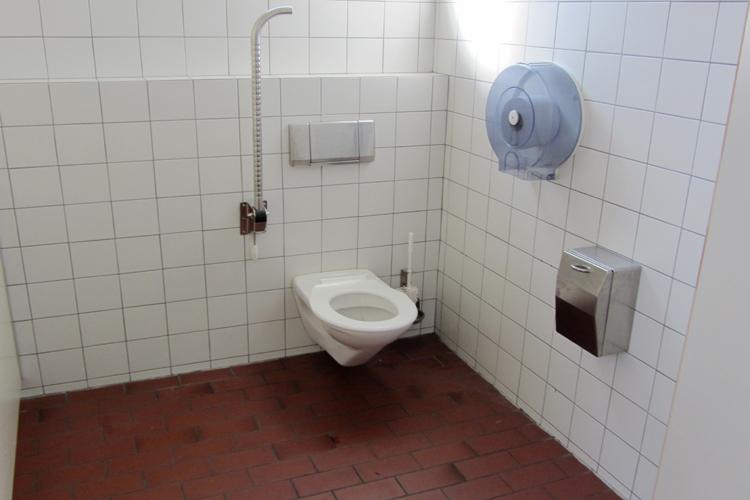 WC Bahnhof Romanshorn