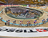 Velodrome Suisse / BMX and pump track