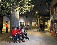 The Matterhorn Museum Zermatlantis