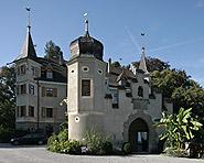 Le Seeburgpark et le château de Seeburg