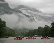 Guided tour: Cruisy river trip on the Ticino River