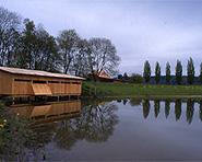 The nature reserve centre La Sauge