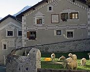 Centre du village, château de Steinsberg