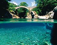 Ponte dei Salti a Lavertezzo
