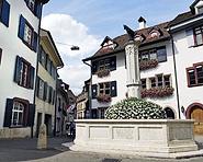 Il centro storico di Basilea