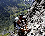 Klettersteig Via Ferrata