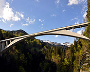 Ponte di Salginatobel, Prättigau