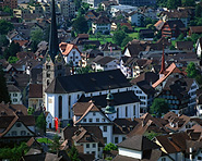 Medieval town of Stans