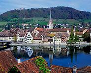 La vieille ville de Stein am Rhein