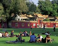 Jardin chinois de Zürich