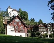 Château et bourgade de Werdenberg
