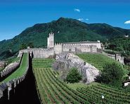 Le 3 châteaux Unesco de Bellinzona