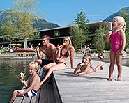 Seefeld waterpark Sarnen