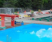 Bruggwiesen indoor and outdoor swimming baths Glattbrugg