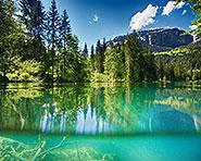 Naturbad Crestasee Trin