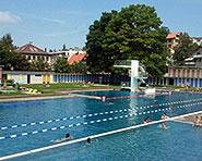 Schwimmbad Heiden