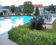 Swimming pool Engelburg in Rikon