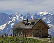 Cabane du Mont Fort CAS