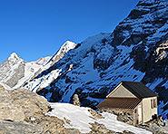 Silberhornhütte SAC (unbewartet)