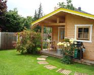 La Grita Gartenhaus