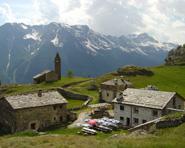 Alpe San Romerio Ristoro
