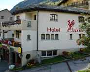Hotel-Restaurant Grina