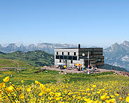 Spitzmeilenhütte SAC