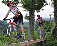 Bikeparcours Schiers