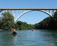 Gita guidata: Vacanze in canoa Aare