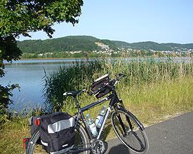 Der Aare entlang bis Meiringen und bis Konstanz im Juni 2014