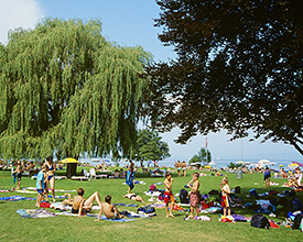 Strandbad Wiedehorn Egnach