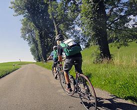 Arranging the sun  Jura Route 7