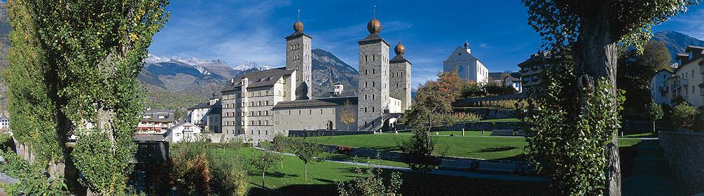 Бриг (Brig), кантон Вале, Швейцария - путеводитель по городу, фото