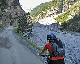 Ein Traum wird Wirklichkeit – Erlebnis «Alpin Bike» in 16 Etappen