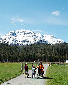 Inntal Fahrradtour