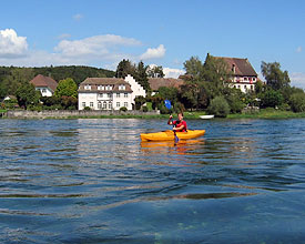 Rhein Kanu