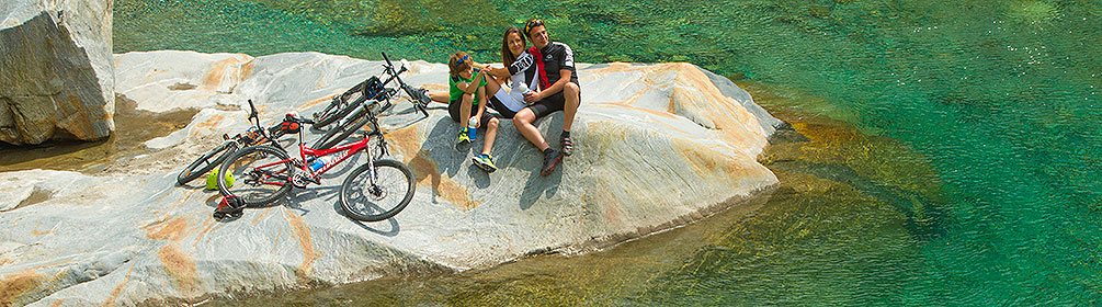 399 Alta Verzasca Bike