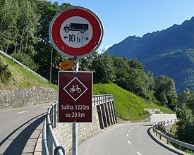 Von Bellinzona über den Lukmanier bis nach Basel