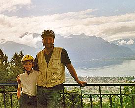 Mit Schweiß durch die Schweiz