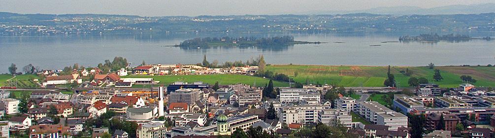 Pfäffikon SZ  Schweiz Mobil  Wanderland